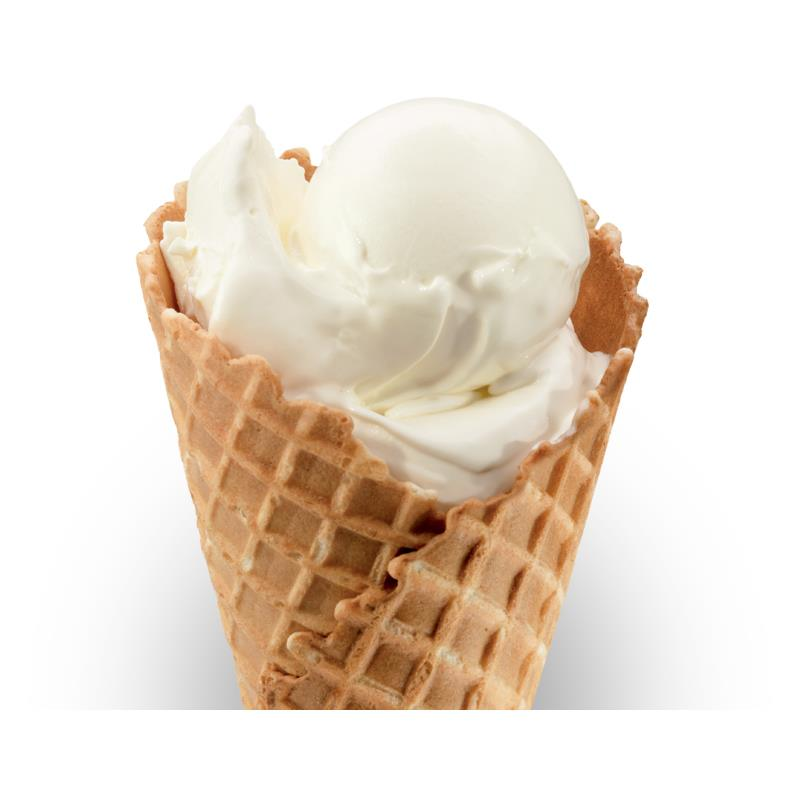 Vanilla, Waffle Cone | Cones & Dishes: We Scoop to Please | Our Menu ...